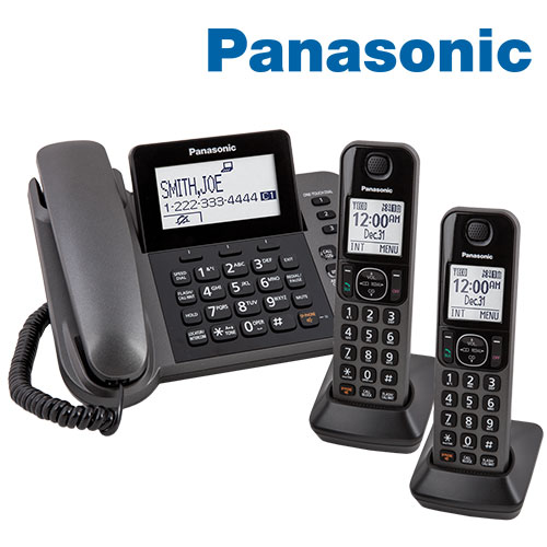 Panasonic Corded/Cordless Phones