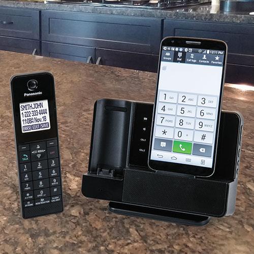 Panasonic Digital Phone - Black