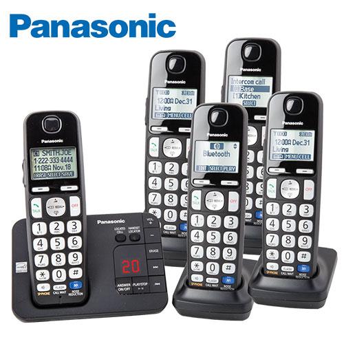 Panasonic 5 Handset System