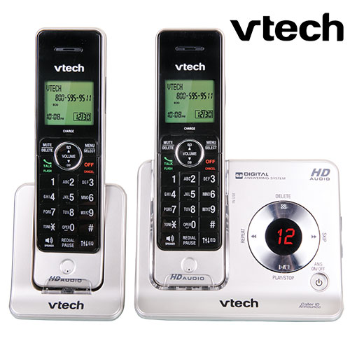 V-Tech 2-Handset Phone System
