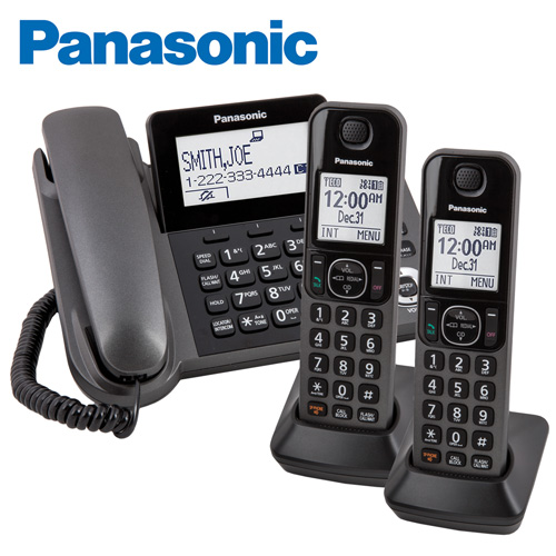 'Panasonic Corded/Cordless Phone System'