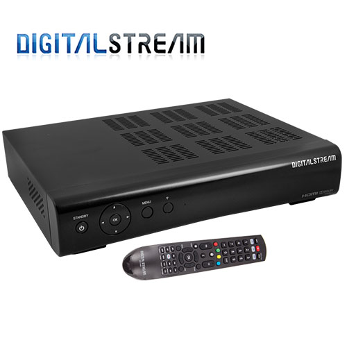 'HDTV Recorder - 320GB with Digital TV'