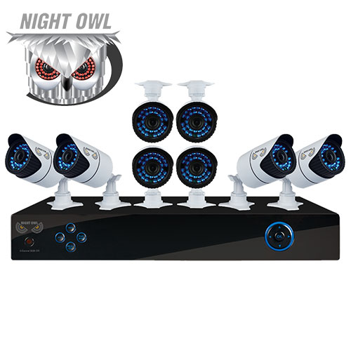 'Night Owl Security System'
