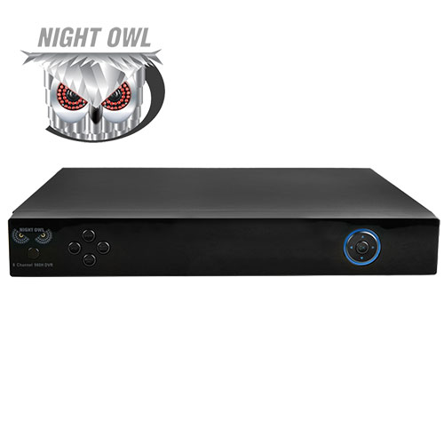 Night Owl 8 Channel DVR Security System