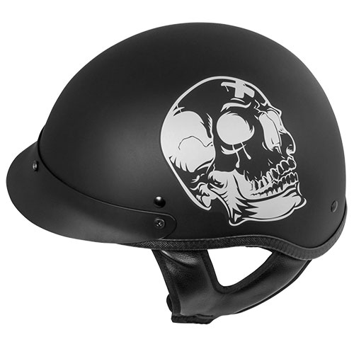 'Skully Short Helmet - Medium'