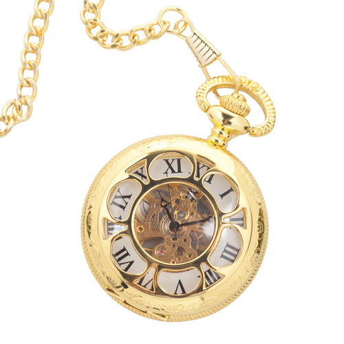 Kansas City Railroad Pocket Watch
