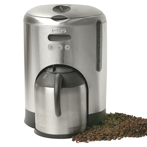 Delonghi Coffee Maker Stainless Steel Carafe : Heartland America: Product no longer available