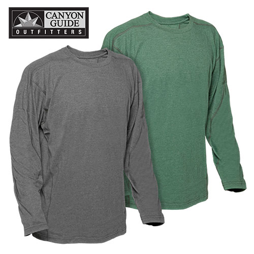 'Men's Crew Shirts - 2 Pack'