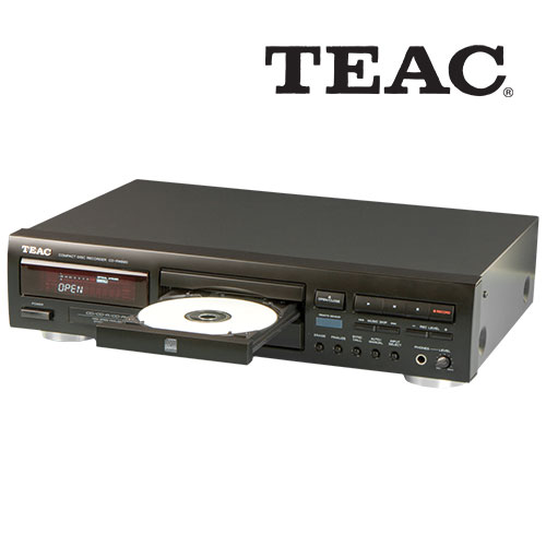 'Teac CD Recorder'