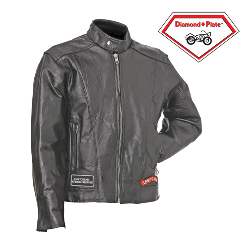 'Buffalo Motorcycle Jacket'