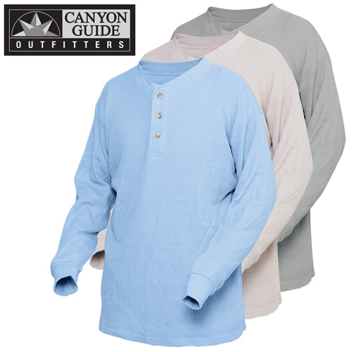 'Canyon Guide Thermal Shirts - 3 Pack'