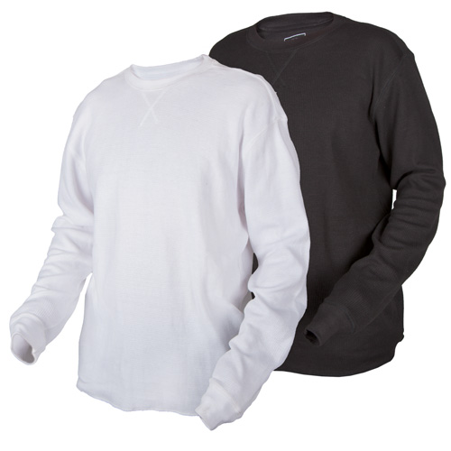 Long Sleeve Thermal Shirts - 2 Pack
