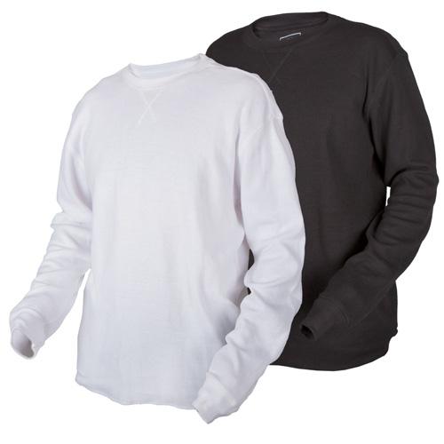 'Long Sleeve Thermal Shirts - 2 Pack'