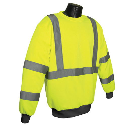 'High-Visibility Sweatshirt'