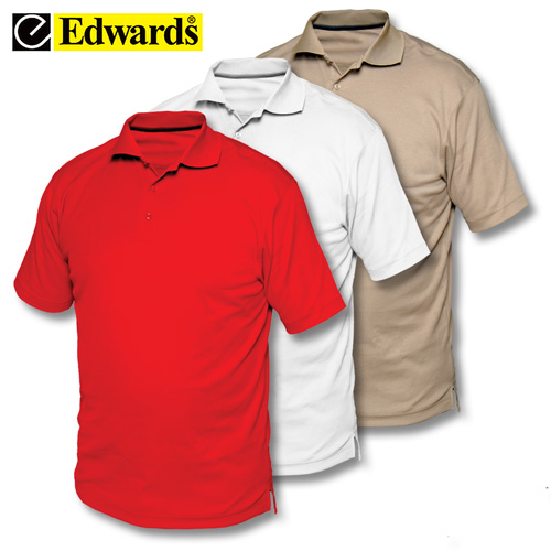 'Performance Polos - 3 Pack'