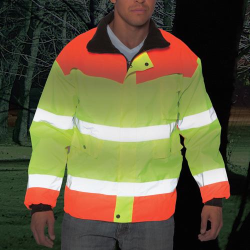 'High-Visibility Jacket'