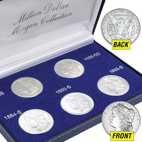 'Million Dollar Morgan Collection'
