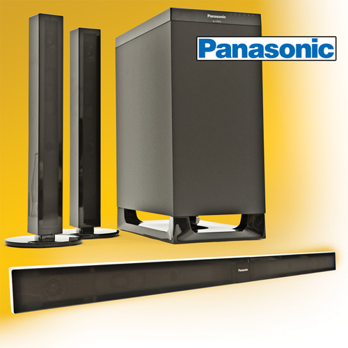 'Panasonic Sound Bar System'