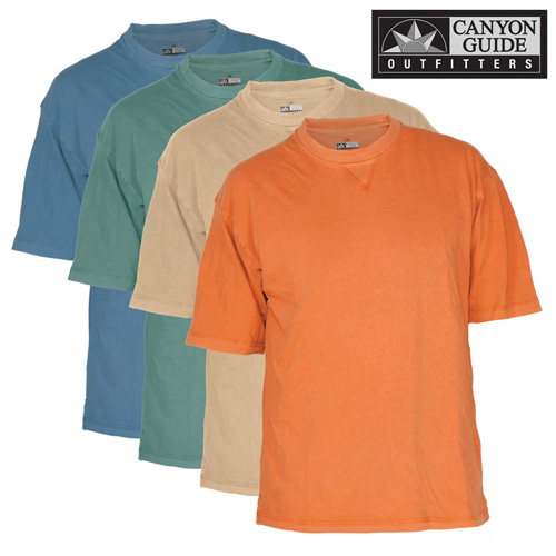 4-Pack of Short Sleeve Shirts