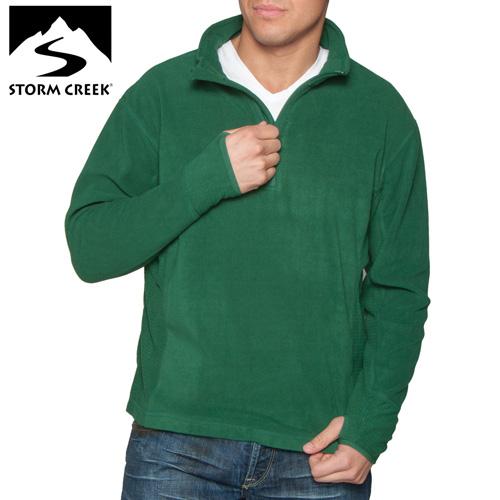 'Storm Creek Bjorn Fleece 1/4 Zip Pullover'