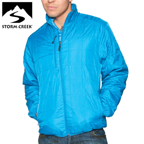 Storm Creek Lightweight Quilted Jacket