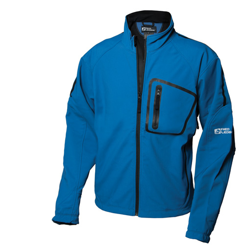 Red Ledge Soft-Shell Jacket - Blue