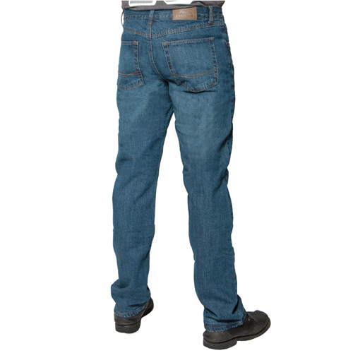 Lined Jeans - Medium Wash