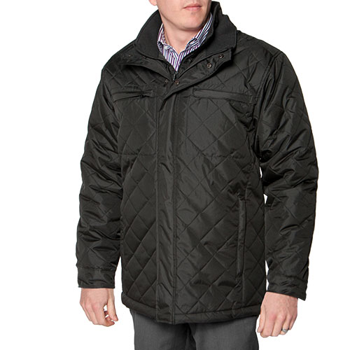 'Mens Quilted Jacket'