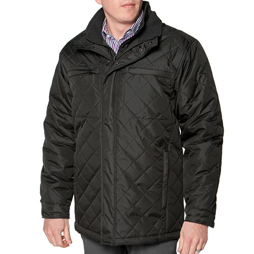 'Men's Quilted Jacket'