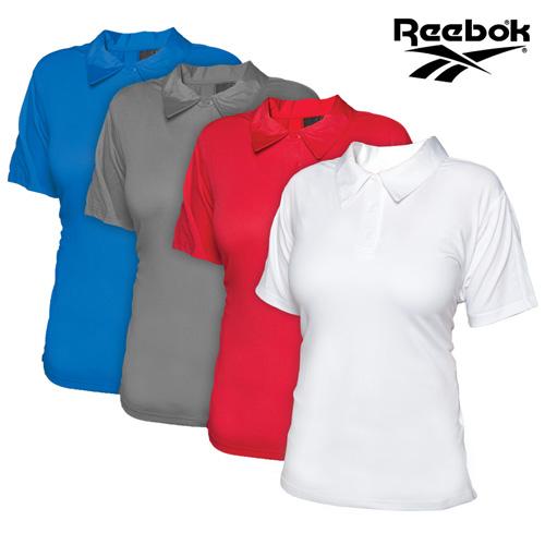 Reebok Polos - 4 Pack