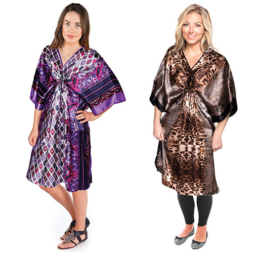 '2 Pack Short Caftans'