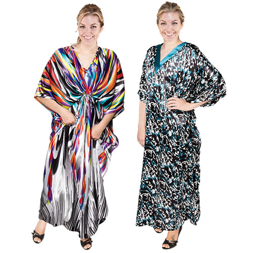 'Colorful Caftans'