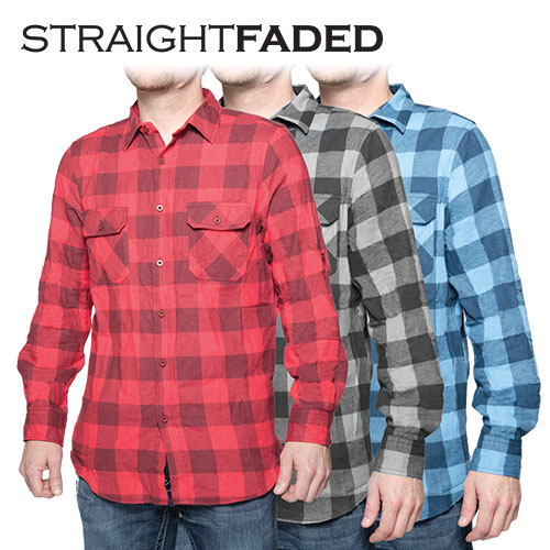 'Buffalo Plaid Flannels'