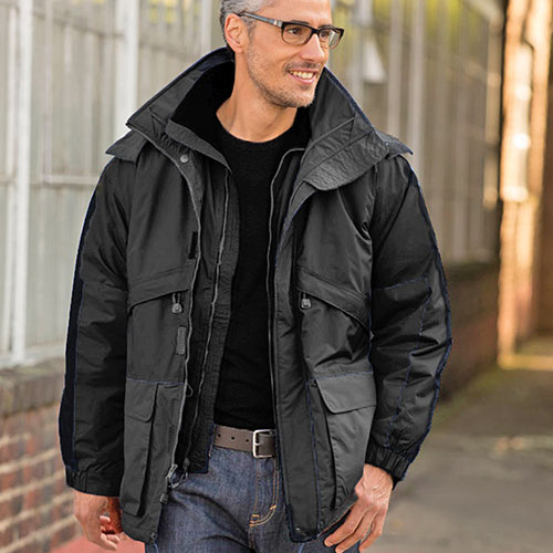 'Hartwell 3-In-1 Jacket'