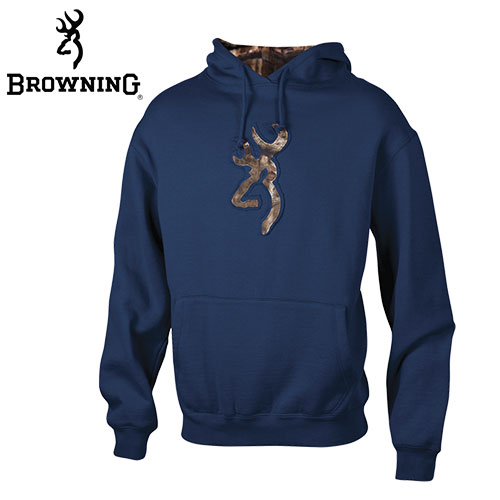 'Browning Camo Buckmark Sweatshirt'
