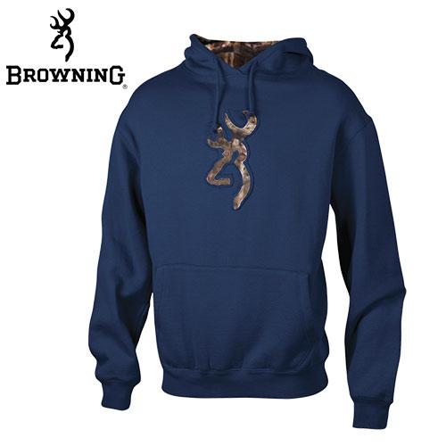 Browning Camo Buckmark Sweatshirt