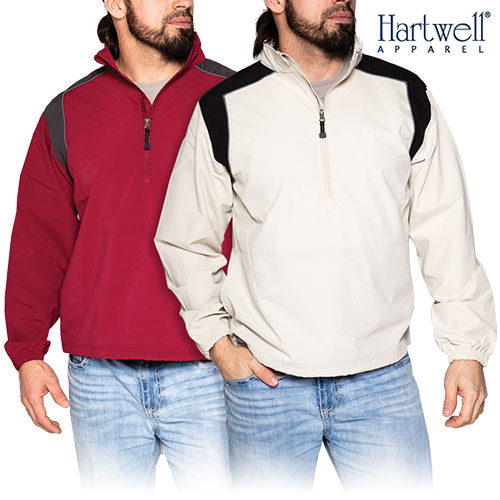 '2 Pack Hartwell 1/2 Zip Pullover'