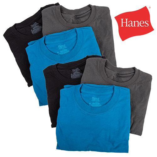 'Hanes Stretch T-shirts'