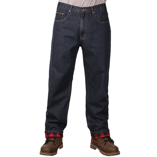 'Outback Flannel Lined Jeans'