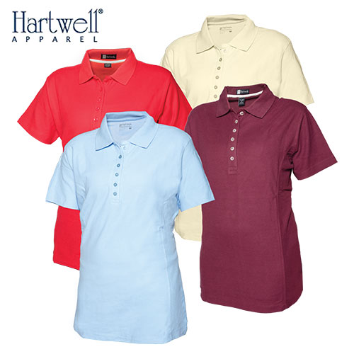 '4 Pack Chic Polos'