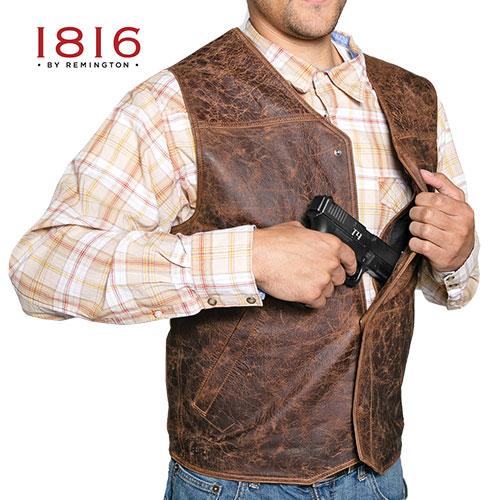 'Double Derringer Vest'