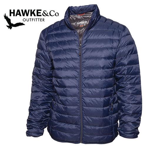 'Hawke & CO Down Puffer Jacket'