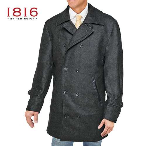 'Men's Remington Peacoat'