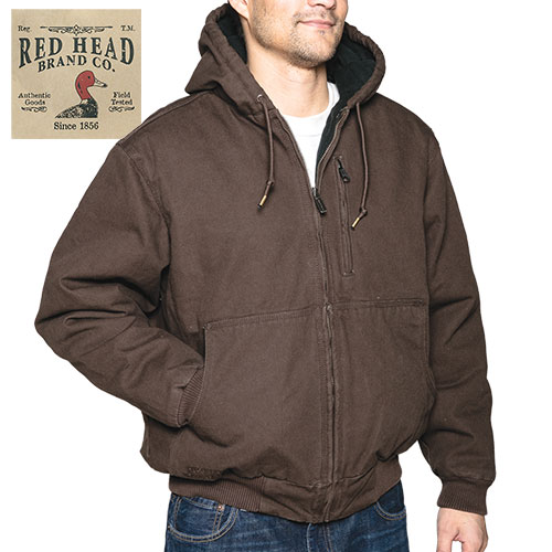 Canvas Workwear Jacket
