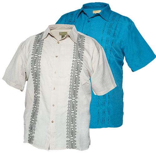 Men's Cabana Shirts