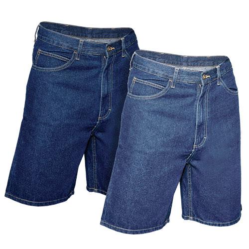 Men's Denim Shorts - 2 Pack