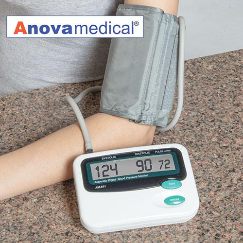 'Arm Cuff Blood Pressure Monitor'