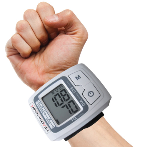 'Healthy Heart Blood Pressure Monitor'