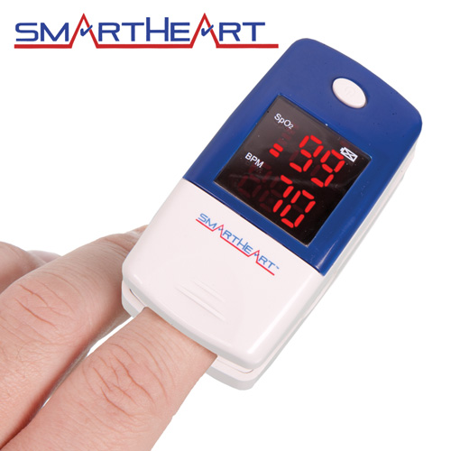 'Smart Heart Pulse Oximeter'