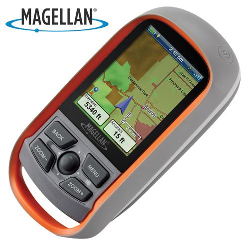 'Magellan Explorist GPS'